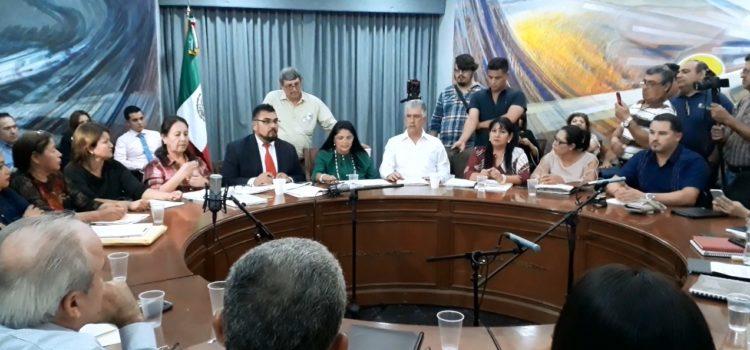 Citan a exfuncionarios y aprueban auditoría a administración municipal 2015-2018