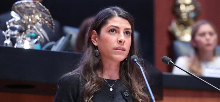 Prisión preventiva por violencia intrafamiliar y abuso a menores propone Sylvana Beltrones