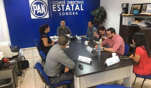 Comisión Estatal Organizadora da a conocer cómputo final de elección de PAN Sonora y Nacional.
