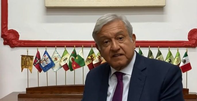 No habrá expropiaciones ni actos arbitrarios, asegura López Obrador