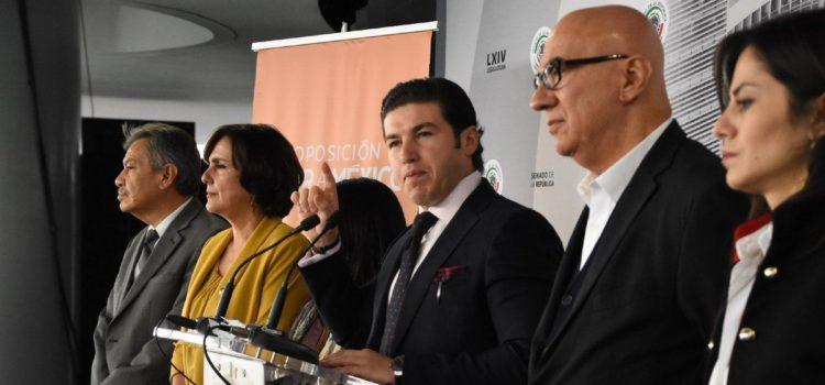 Morena busca imponer su 'fiscal carnal', acusa Movimiento Ciudadano