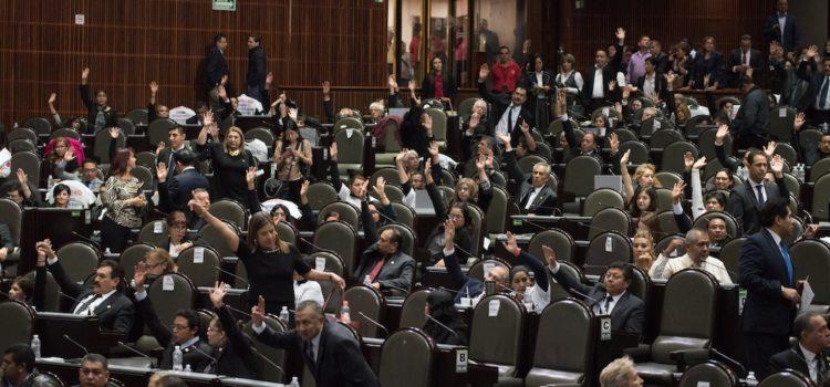 Diputados discuten reformas para eliminar el fuero al Presidente y los funcionarios