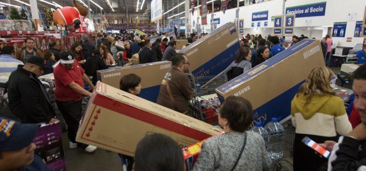Buen Fin arranca en más de 70 mil empresas en todo el país