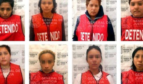 Caen 12 extorsionadores en Tamaulipas