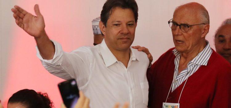 Excandidato presidencial Fernando Haddad será procesado por corrupción en Brasil