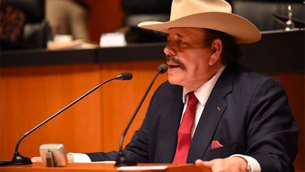 Senador de Morena pide a comisión desechar Ley Minera