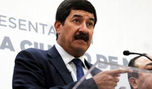 Critica Javier Corral el plan de seguridad de AMLO