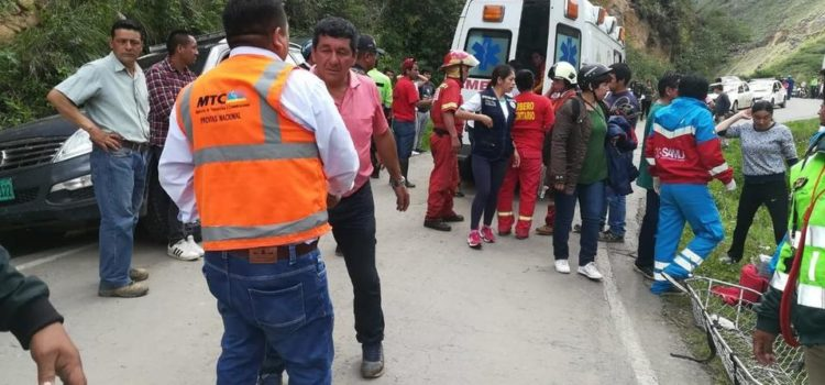 Mueren 7 futbolistas juveniles en accidente en selva de Perú