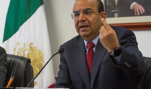 México camina con normalidad a transición de gobierno: Segob