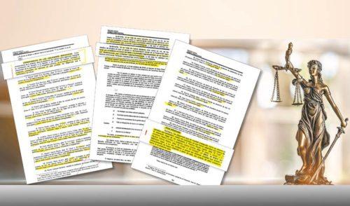 Desechó juez 83 declaraciones por tortura y detención ilegal