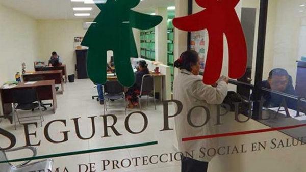 Llevan a PGR desvíos en Seguro Popular