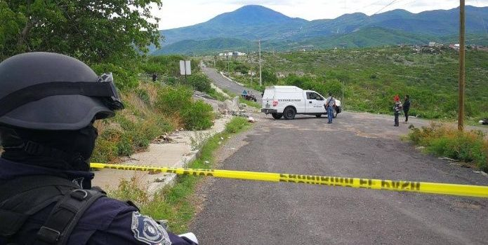 Mueren seis personas en ataques armados en Michoacán