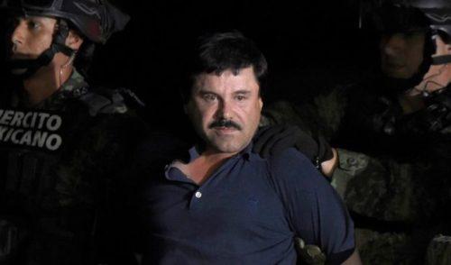 Revelan negociación del 'Chapo' con las FARC