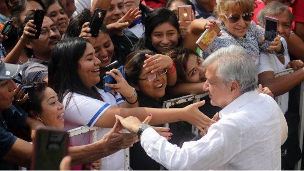AMLO arrasó entre búsquedas de mexicanos en Google en 2018