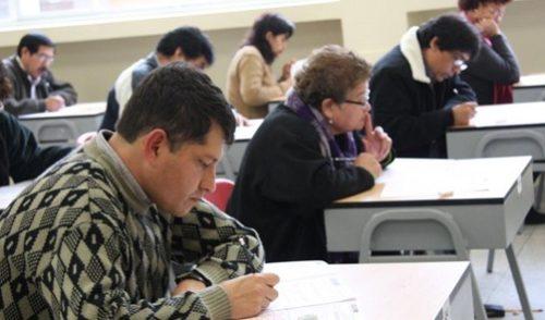Van por evaluación formativa a maestros