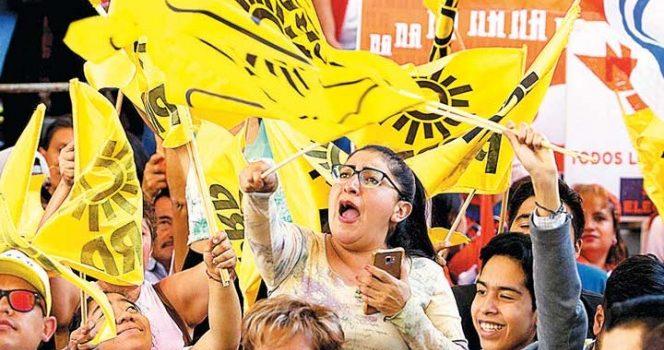 La oposición se diluye; ser contrapeso de morena, el reto