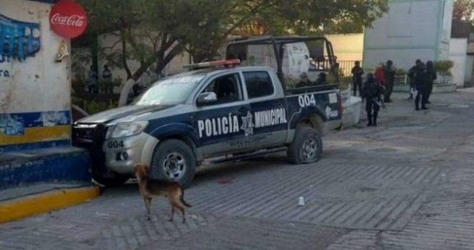 Acribillan a mandos policiacos de Zitlala, Guerrero