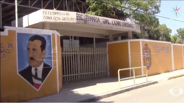 Adelantan vacaciones en escuelas de Chilpancingo por extorsiones del narco