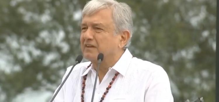Primera licitación para invertir en el Tren Maya saldrá en dos meses, afirma AMLO