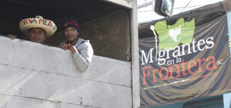 Estrangulan a dos integrantes de la Caravana Migrante en Tijuana