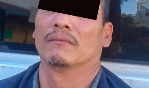 Fiscalía de Sonora captura en el centro de Hermosillo a feminicida prófugo de Sinaloa