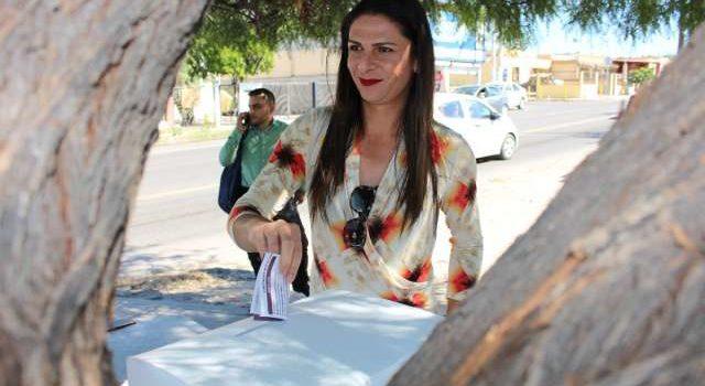 Ana Guevara allana el camino