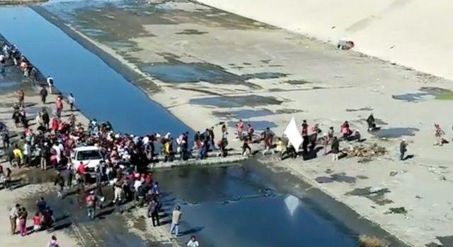 Caravana migrante se dispersa en Tijuana mientras se estanca el proceso de asilo
