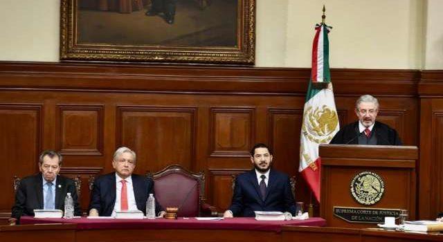 Independencia del Poder Judicial no es un privilegio ni una prerrogativa: Luis María Aguilar Morales