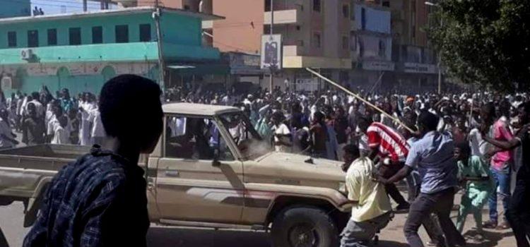 19 muertos en Sudán por protestas contra aumento al precio del pan