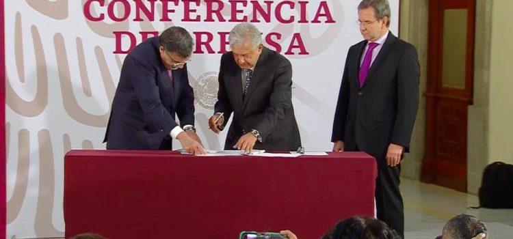 Ordena López Obrador cancelar la Reforma Educativa