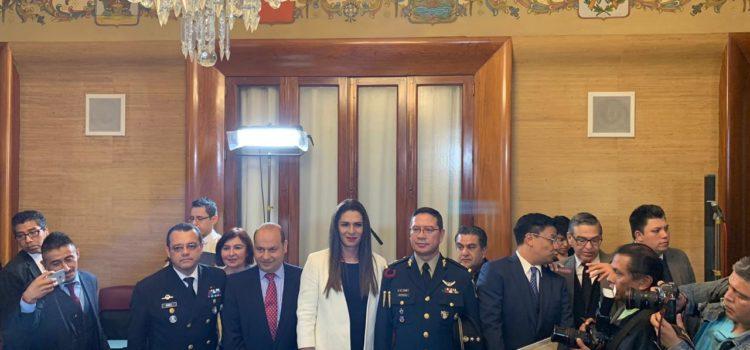 Es Ana Gabriela Guevara la nueva Directora de la Comisión Nacional del Deporte