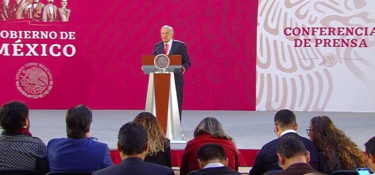 Anuncia López Obrador nuevo sistema de salud en México