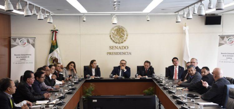 Atiende Senado a Representantes mineros y CTM Sonora.