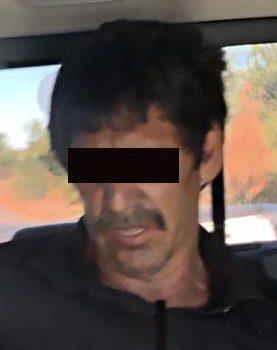 Aprehenden agentes de Fiscalía General de Justicia a violento hombre por feminicidio en grado de tentativa en Guaymas