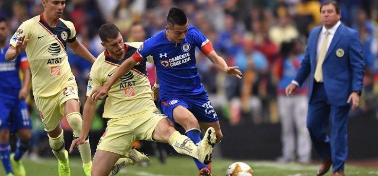 América y Cruz Azul firman insípido empate en la Final
