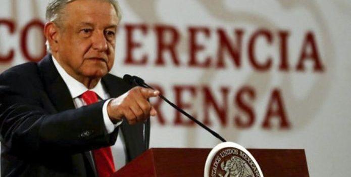 México tenía un Gobierno mantenido y bueno para nada: AMLO