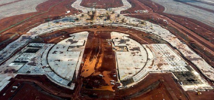 Grupo Aeroportuario decide continuar con obras del NAIM