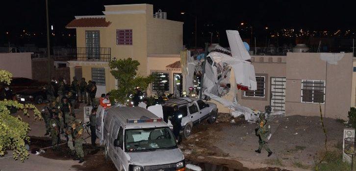 Infonavit perdona deuda de la casa del avionazo en Culiacán