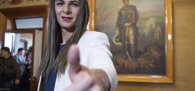 Ana Gabriela Guevara afirma que se quedará todo el sexenio en la Conade