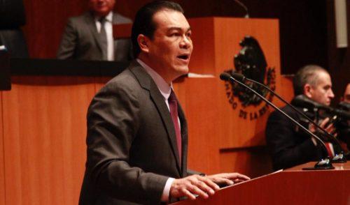 Morena expulsa a Juan Zepeda de Comisión de Justicia del Senado