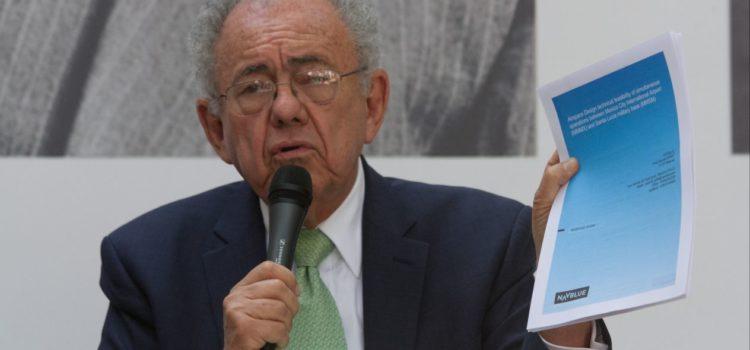 Aeropuerto de la CDMX también tendrá vuelos internacionales: Jiménez Espriú