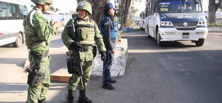 Jalisco, NL y Puebla son 'focos rojos' en seguridad