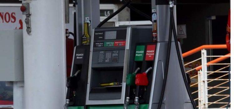 Quitan IVA a gasolinas en frontera norte