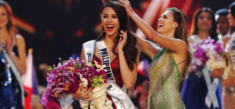 Catriona Gray de Filipinas es Miss Universo 2018