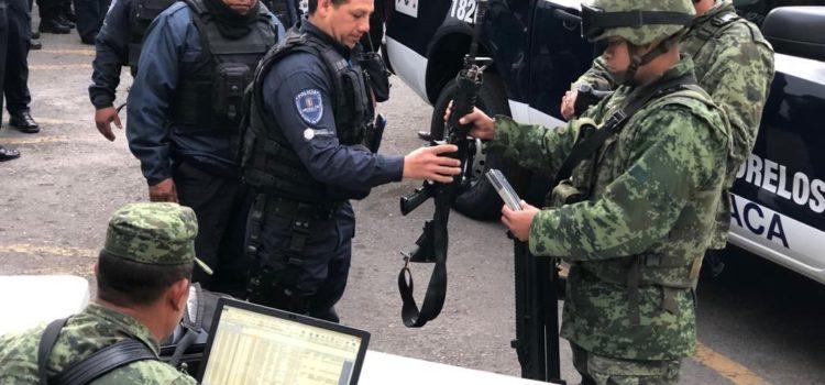 Ejército y PF asumen seguridad en municipios de Morelos y Zacatecas