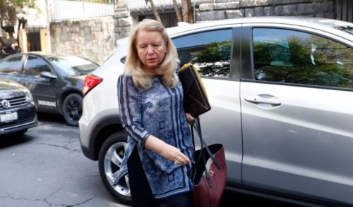 Loretta Ortiz deja Morena por aspiración a cargo de ministra en SCJN