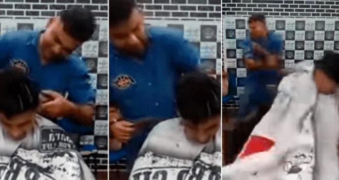 Adolescente es atacado a balazos mientras transmitía en vivo su cambio de look