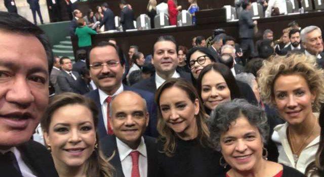 PRI, dispuesto a colaborar en reformas si no se corrompe el Estado de Derecho: Osorio chong