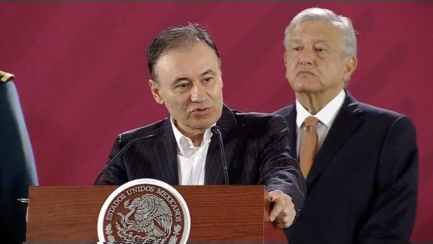 Van mil 863 asesinatos en 23 días, afirma Alfonso Durazo