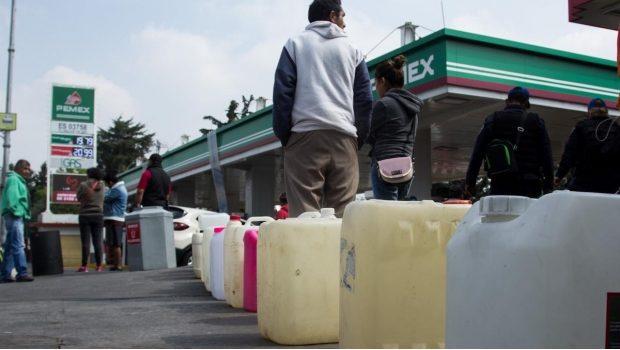Concanaco-Servytur reporta pérdida por 3 mmdp debido a escasez de gasolina
